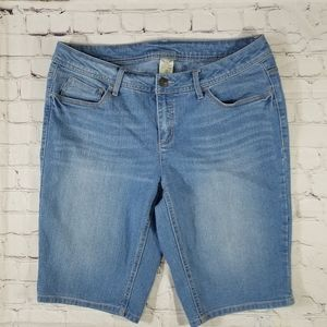 Faded Glory jeans short